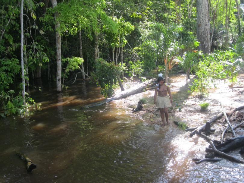 Prima interacțiune cu un trib din Amazonas nu se uită niciodată.